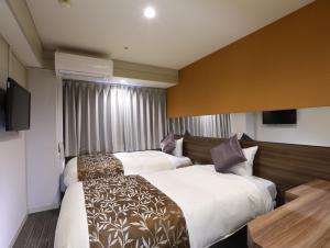 The Hedistar Hotel Narita, Отели эконом-класса  Нарита - big - 14