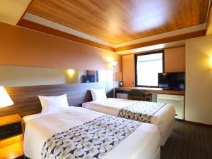 The Hedistar Hotel Narita, Отели эконом-класса  Нарита - big - 18