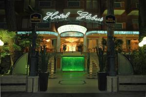 Hotel Globus, Szállodák  Milano Marittima - big - 49
