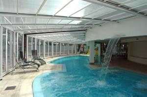 Hotel Globus, Szállodák  Milano Marittima - big - 67