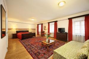 Hotel Konvice, Hotels  Český Krumlov - big - 12