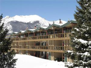 Lake Dillon Condos 207, Apartmány  Dillon - big - 14