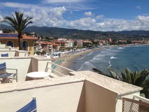 Hotel Golfo E Palme, Hotel  Diano Marina - big - 31