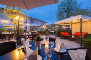 Parkhotel Bielefeld, Hotely  Bielefeld - big - 43
