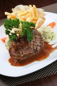 Swiss-Belinn Panakkukang, Hotel  Makassar - big - 32
