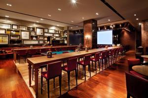 Hilton Dalian, Отели  Далянь - big - 31