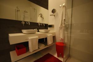 Leopold5 Luxe-Design Apartment, Apartmány  Ostende - big - 9