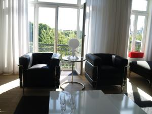 Leopold5 Luxe-Design Apartment, Apartmány  Ostende - big - 58