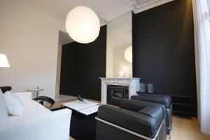 Leopold5 Luxe-Design Apartment, Apartmány  Ostende - big - 16
