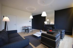 Leopold5 Luxe-Design Apartment, Apartmány  Ostende - big - 14