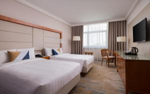 Courtyard by Marriott Moscow City Center, Hotely  Moskva - big - 3