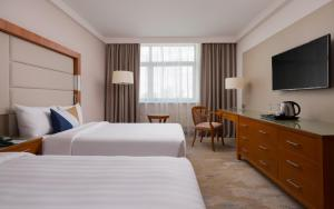 Courtyard by Marriott Moscow City Center, Hotely  Moskva - big - 4