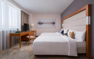 Courtyard by Marriott Moscow City Center, Hotely  Moskva - big - 10