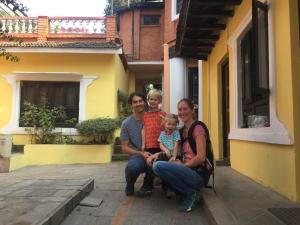 Krishna House - Chambres d'hôtes à Bhaktapur (Népal)