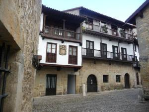 Legado de Santillana, Apartments  Santillana del Mar - big - 1