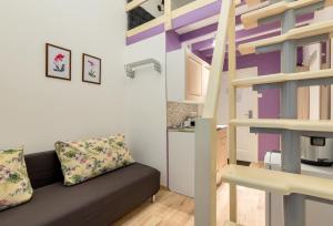 ColorSpb ApartHotel Gorokhovaya 4, Apartmanhotelek  Szentpétervár - big - 85