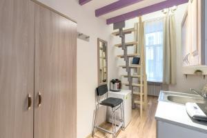 ColorSpb ApartHotel Gorokhovaya 4, Apartmanhotelek  Szentpétervár - big - 91