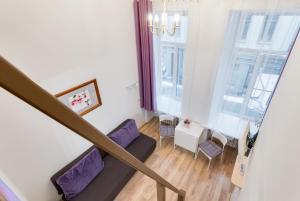 ColorSpb ApartHotel Gorokhovaya 4, Apartmanhotelek  Szentpétervár - big - 104