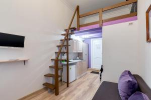 ColorSpb ApartHotel Gorokhovaya 4, Apartmanhotelek  Szentpétervár - big - 107
