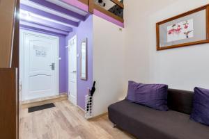 ColorSpb ApartHotel Gorokhovaya 4, Apartmanhotelek  Szentpétervár - big - 109