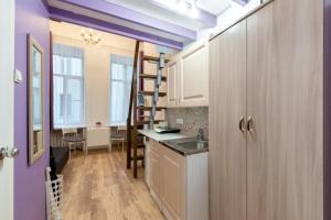 ColorSpb ApartHotel Gorokhovaya 4, Apartmanhotelek  Szentpétervár - big - 113