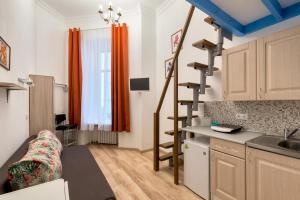 ColorSpb ApartHotel Gorokhovaya 4, Apartmanhotelek  Szentpétervár - big - 142