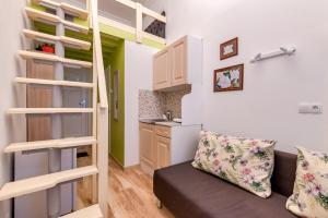 ColorSpb ApartHotel Gorokhovaya 4, Apartmanhotelek  Szentpétervár - big - 157