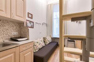 ColorSpb ApartHotel Gorokhovaya 4, Apartmanhotelek  Szentpétervár - big - 162