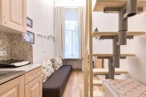 ColorSpb ApartHotel Gorokhovaya 4, Apartmanhotelek  Szentpétervár - big - 163