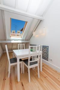 Casas da Baixa - Jules & Madeleine, Appartamenti  Lisbona - big - 154