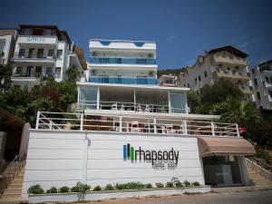 Rhapsody Hotel Kas, Отели  Каш - big - 37