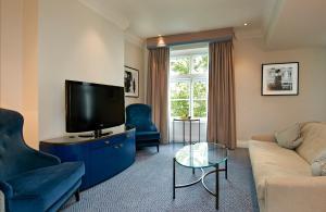 Suite Exécutive Hilton avec Accès au Salon