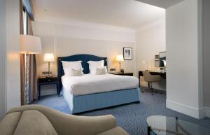 Executive Kamer met Kingsize Bed met toegang tot de lounge