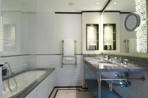 Chambre Lits Jumeaux de Luxe Hilton