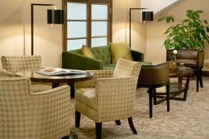Habitación Executive Deluxe con acceso al salón