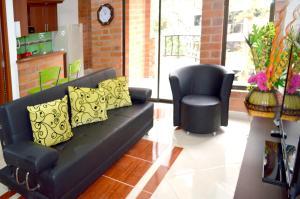 Zojo Apartamentos, Appartamenti  Medellín - big - 17