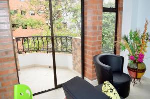 Zojo Apartamentos, Appartamenti  Medellín - big - 10