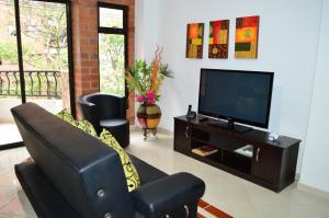 Zojo Apartamentos, Appartamenti  Medellín - big - 1