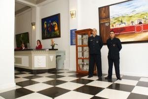 Hotel Escorial, Szállodák  Manizales - big - 18