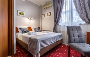 Mayak Hotel, Szállodák  Moszkva - big - 95
