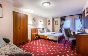 Mayak Hotel, Szállodák  Moszkva - big - 59
