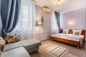 Mayak Hotel, Szállodák  Moszkva - big - 63