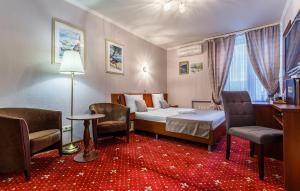 Mayak Hotel, Szállodák  Moszkva - big - 79