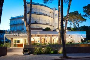 Hotel Belvedere, Отели  Морской Милан - big - 55