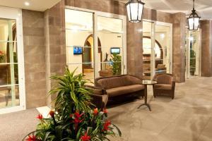Hotel Belvedere, Отели  Морской Милан - big - 53