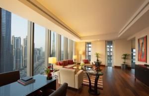 Luxury Suite with Burj Khalifa View