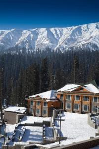 The Khyber Himalayan Resort & Spa, Üdülőközpontok  Gulmarg - big - 26