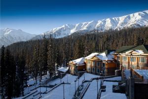 The Khyber Himalayan Resort & Spa, Üdülőközpontok  Gulmarg - big - 13