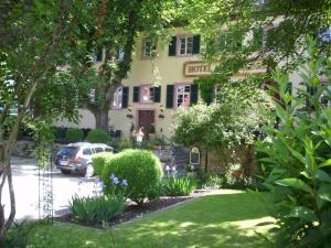 Hotel Am Schloss, Hotely  Alzey - big - 18