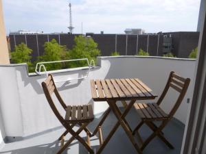 Comfort Apartment Berlin, Ferienwohnungen  Berlin - big - 4